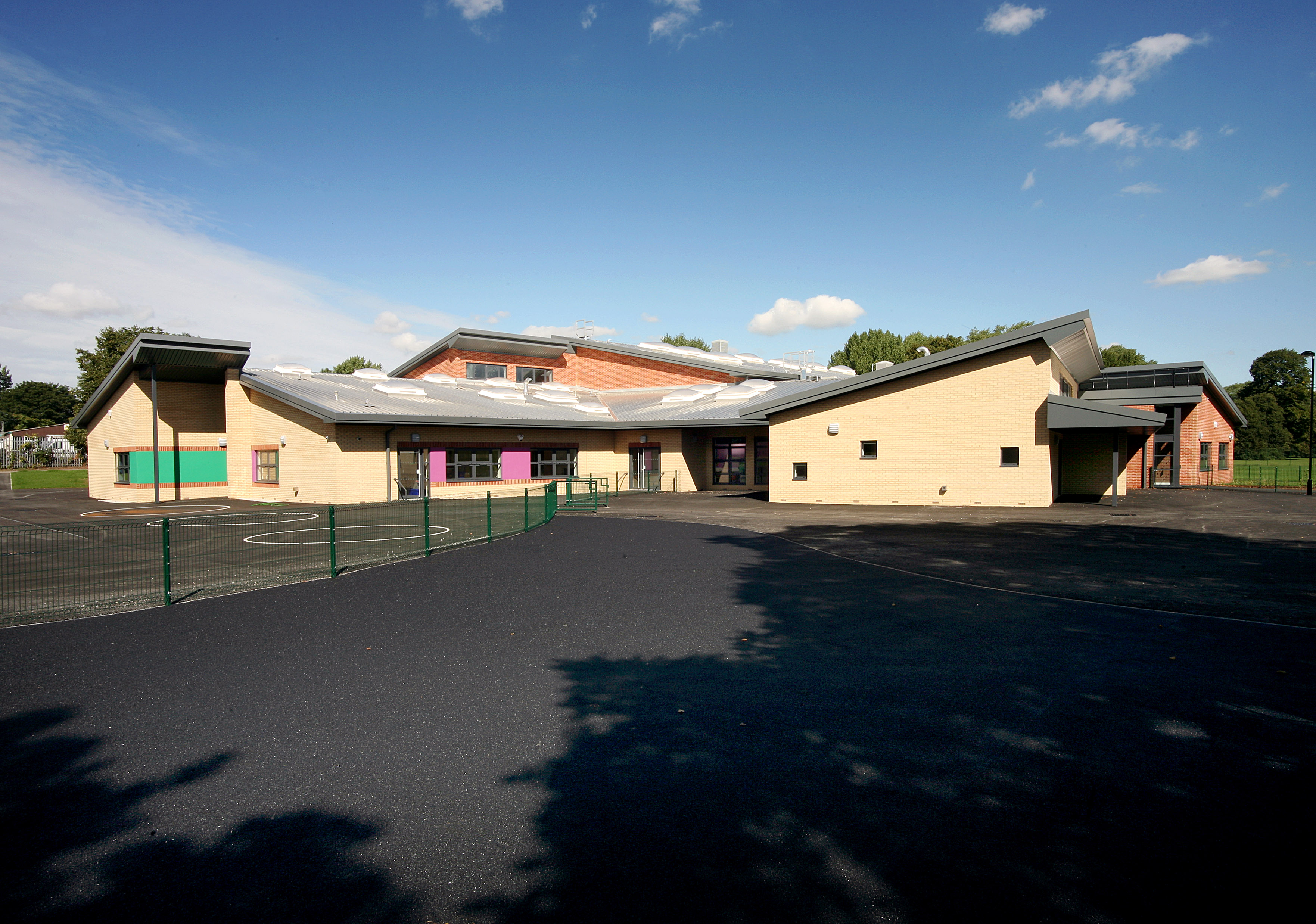 Lakeside Community Primary School Derby Rooksby Roofing