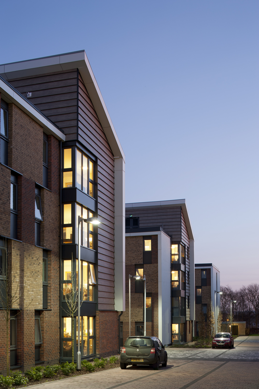 Nottingham Trent University Clifton Campus Student